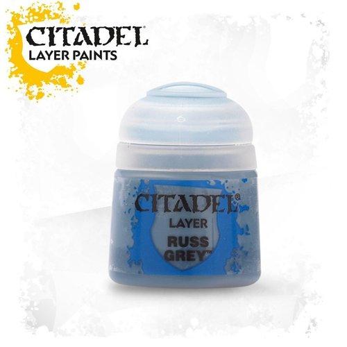 Citadel Paints Russ Grey
