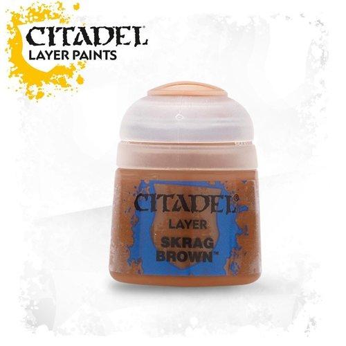 Citadel Paints Skrag Brown