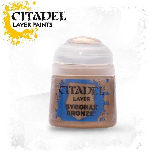 Citadel Paints Sycorax Bronze