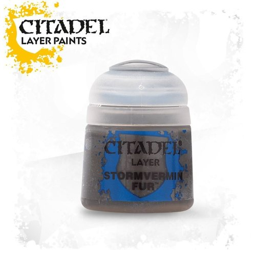 Citadel Paints Stormvermin Fur