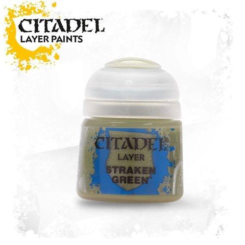 Citadel Paints Straken Green