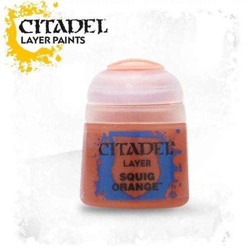 Citadel Paints Squig Orange
