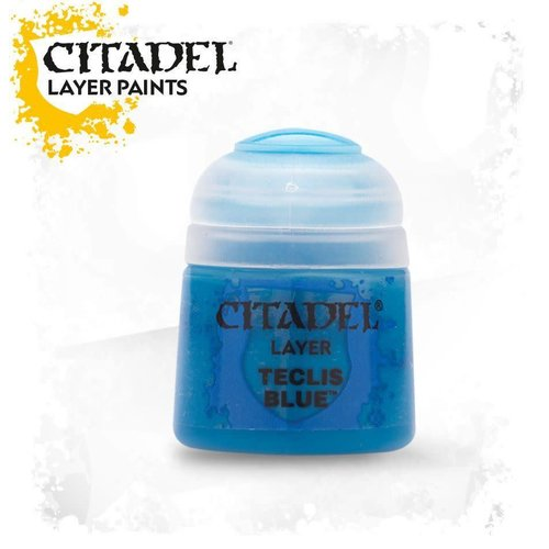 Citadel Paints Teclis Blue