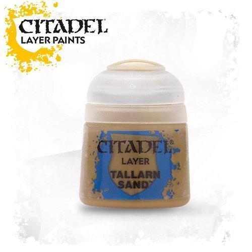 Citadel Paints Tallarn Sand