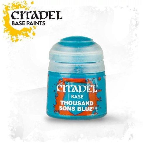 Citadel Paints Thousand Sons Blue