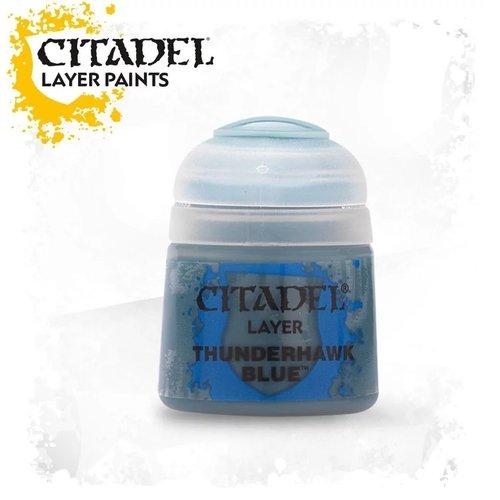 Citadel Paints Thunderhawk Blue