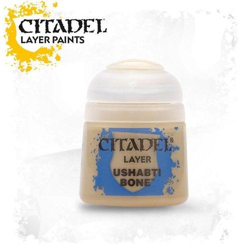 Citadel Paints Ushabti Bone