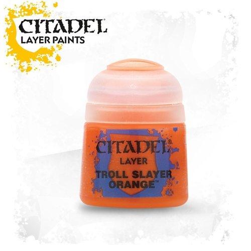 Citadel Paints Troll Slayer Orange