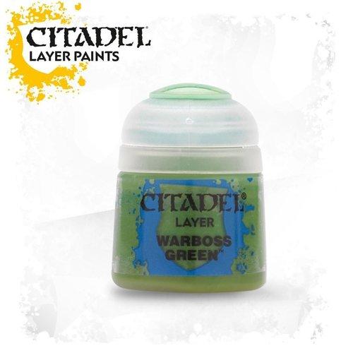 Citadel Paints Warboss Green