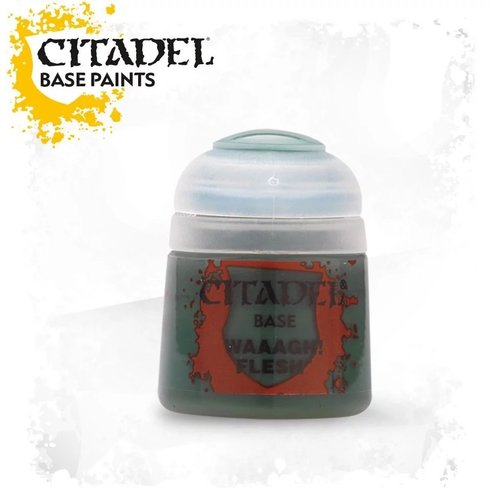 Citadel Paints WAAAGH! Flesh