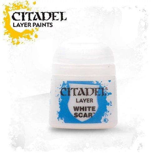Citadel Paints White Scar