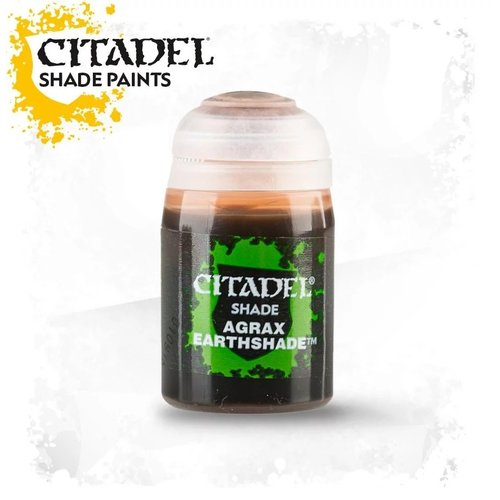 Citadel Paints Agrax Earthshade
