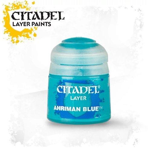 Citadel Paints Ahriman Blue