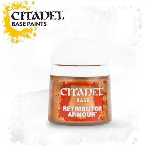 Citadel Paints Retributor Armor