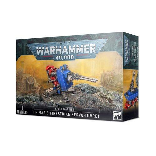 Warhammer 40k Firestrike Servo-Turret