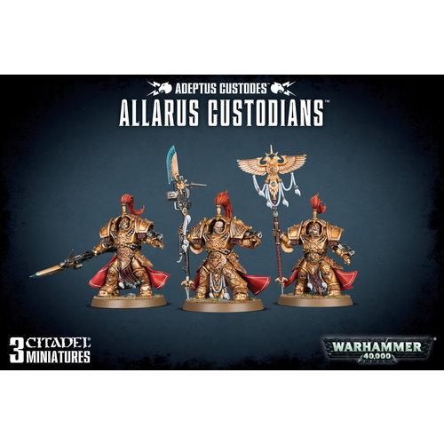 Warhammer 40k Allarus Custodians