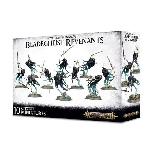 Age of Sigmar Bladegheist Revenants