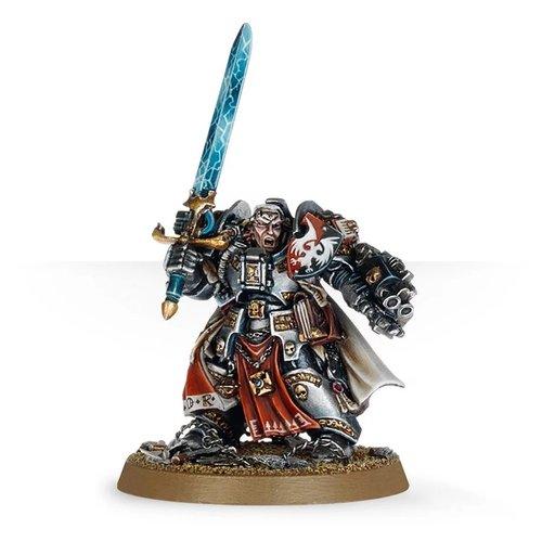 Warhammer 40k Brother Captain Stern