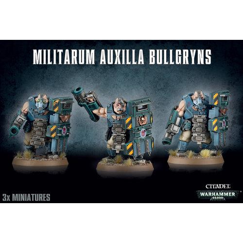 Warhammer 40k Bullgryns