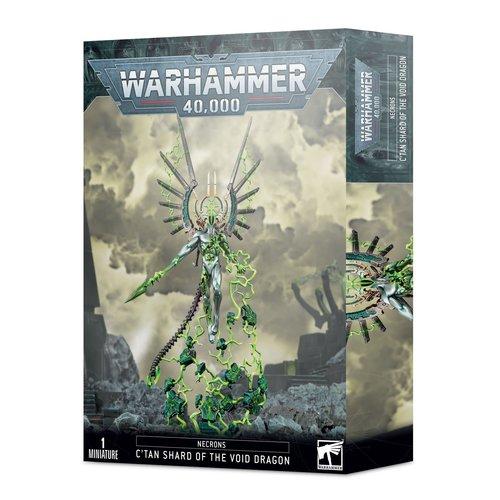 Warhammer 40k C'tan Shard of the Void Dragon