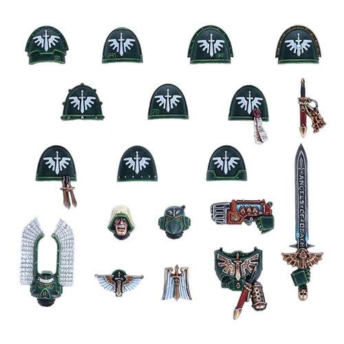 Warhammer 40k Dark Angels Upgrades Pack