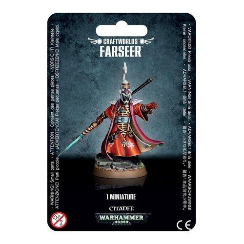 Warhammer 40k Craftworld Farseer