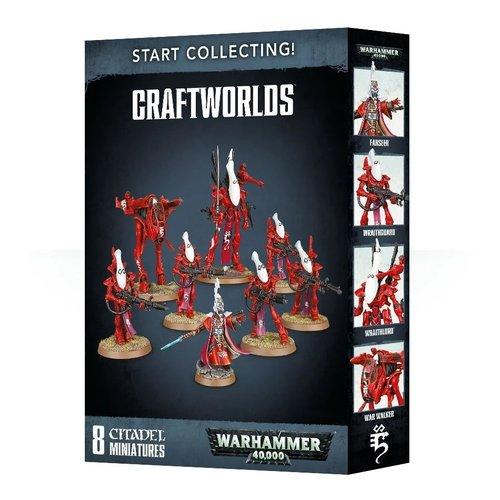 Warhammer 40k Craftworld Start Collecting