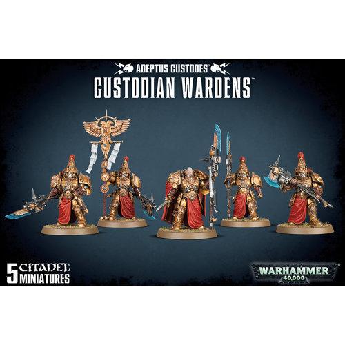Warhammer 40k Custodian Wardens
