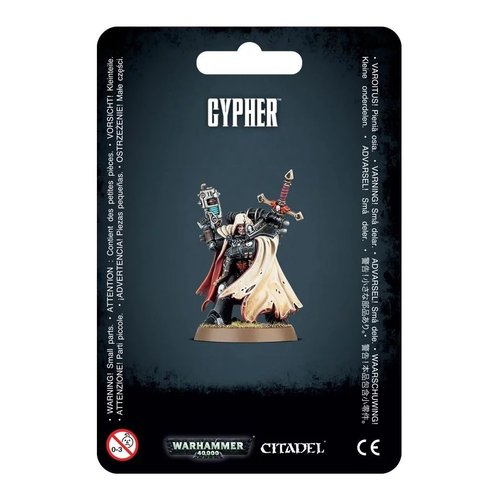 Warhammer 40k Cypher