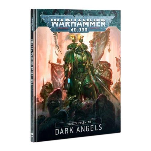 Warhammer 40k Dark Angels Codex