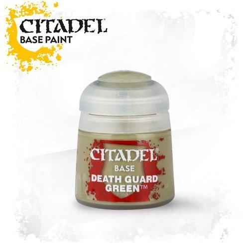 Citadel Paints Death Guard Green