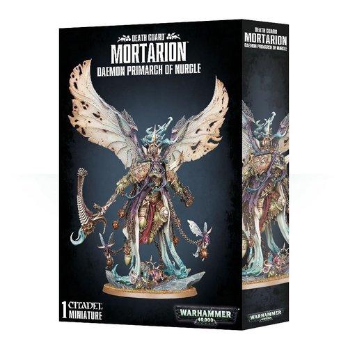 Warhammer 40k Death Guard Mortarion
