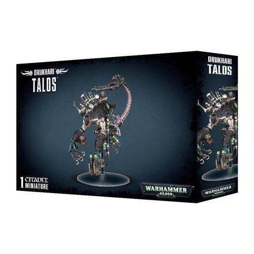 Warhammer 40k Drukhari Talos