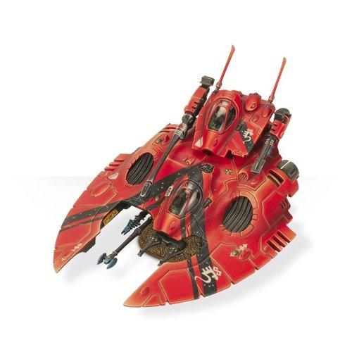 Warhammer 40k Elder Falcon Grav Tank
