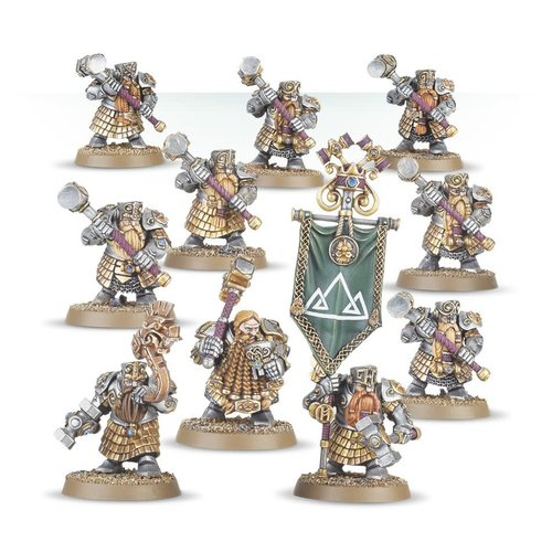 Age of Sigmar Hammerers