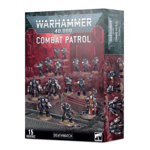 Warhammer 40k Deathwatch Combat Patrol