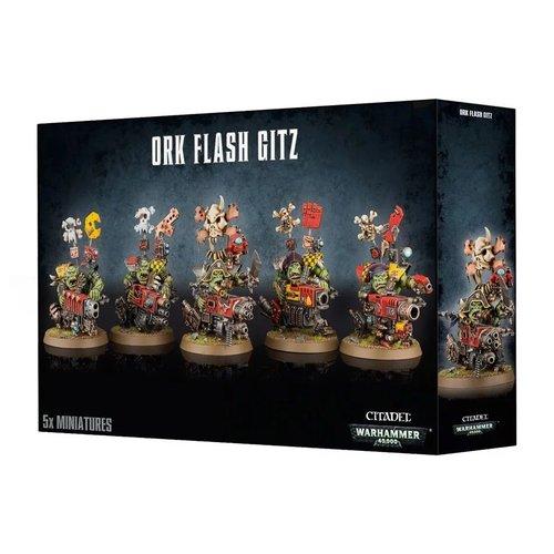 Warhammer 40k Flash Gitz