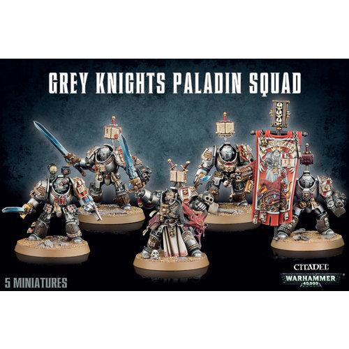 Warhammer 40k Grey Knight Paladin Squad