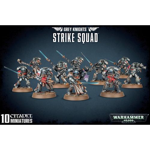 Warhammer 40k Grey Knight Strike Squad