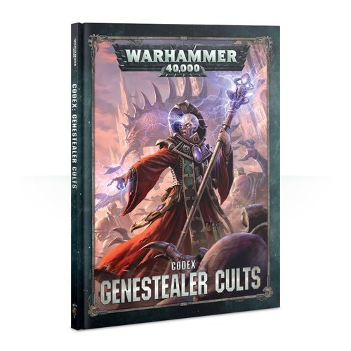 Warhammer 40k Genestealer Cults Codex