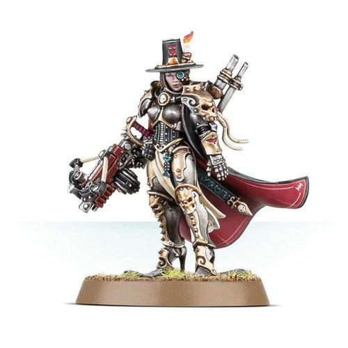 Warhammer 40k Inquisitor Greyfax