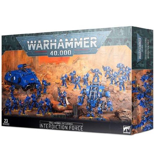 Warhammer 40k Interdiction Force Battleforce