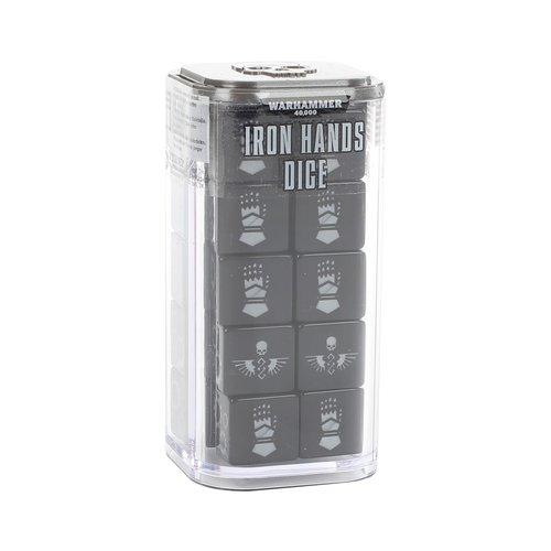 Warhammer 40k Iron Hands Dice