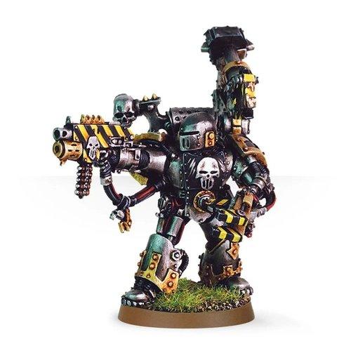 Warhammer 40k Iron Warriors Warsmith