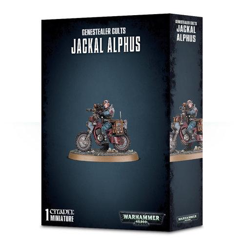 Warhammer 40k Jackal Alphus