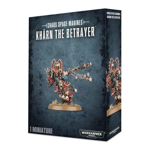 Warhammer 40k Kharn the Betrayer