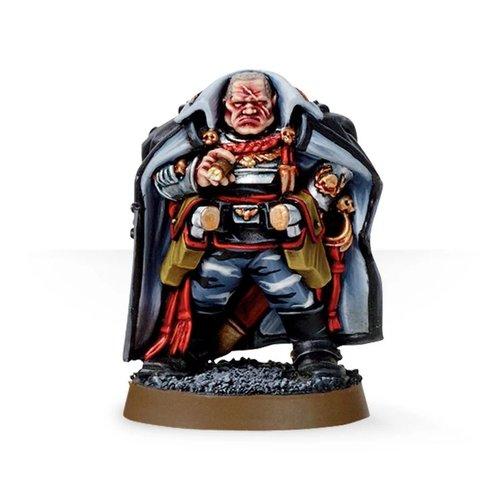 Warhammer 40k Lord Castellan Creed