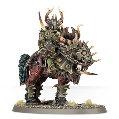 Age of Sigmar Lord on Daemonic Mount