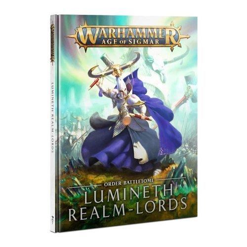 Age of Sigmar Lumineth Realm-Lords Battletome
