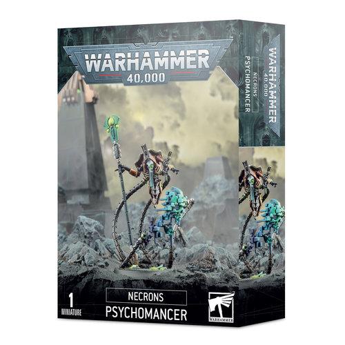 Warhammer 40k Necrons Psychomancer